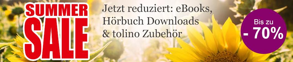 Summer Sale 2017 bei eBook.de