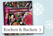 Weihnachtliches Kochen & Backen bei eBook.de