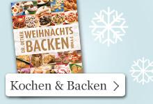Weihnachtliches Backen bei eBook.de