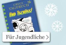 Geschenkideen für Jugendliche bei eBook.de
