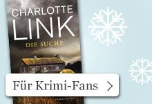 Geschenkideen für Krimi-Fans bei eBook.de