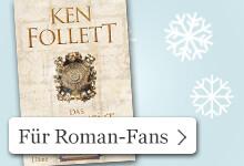 Geschenkideen für Roman-Fans bei eBook.de