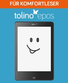 tolino epos - Der eReader für Komfortleser