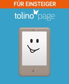 tolino page - Der eReader für Einsteiger