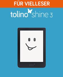 tolino shine 3 - Der eReader für Vielleser