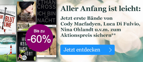 Aller Anfang ist leicht: Erste Bände zum Aktionspreis bei eBook.de
