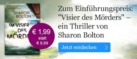 Zum Einführungspreis: Im Visier des Mörders von Sharon Bolton bei eBook.de