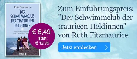 Zum Einführungspreis: Der Schwimmclub der traurigen Heldinnen von Ruth Fitzmaurice bei eBook.de