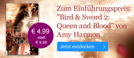 Zum Einführungspreis: Queen and Blood von Amy Harmon bei eBook.de