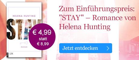 Zum Einführungspreis: STAY von Helena Hunting bei eBook.de