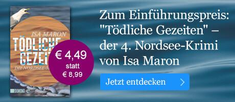 Zum Einführungspreis: Tödliche Gezeiten von Isa Maron bei eBook.de