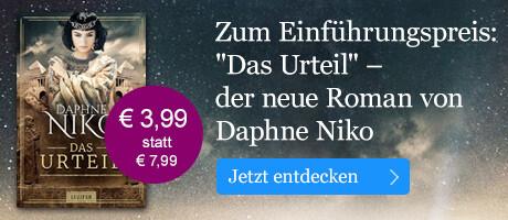 Zum Einführungspreis: Das Urteil von Daphne Niko bei eBook.de