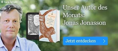 Unser Autor des Monats: Jonas Jonasson