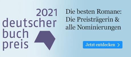 Der Deutsche Buchpreis 2021 bei eBook.de