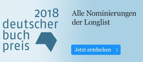 Der Deutsche Buchpreis 2018 bei eBook.de