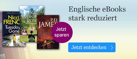 Englische Bestseller eBooks stark im Preis reduziert bei eBook.de