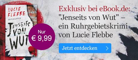 Exklusiv bei eBook.de: Jenseits von Wut von  Lucie Flebbe