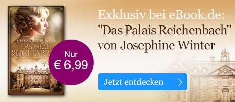 Exklusiv bei eBook.de: Das Palais Reichenbach von Josephine Winter