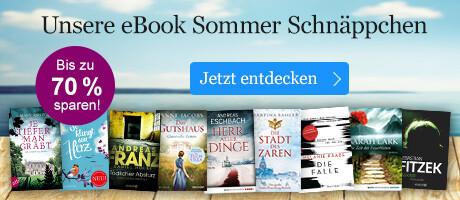 Sommer Schnäppchen eBooks bei eBook.de