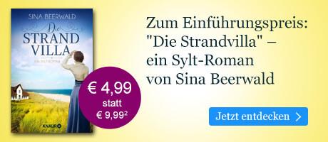 Zum Einführungspreis bei eBook.de: Die Strandvilla von Sina Beerwald