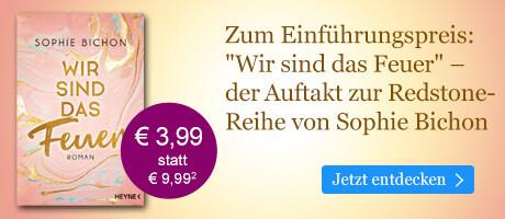 Zum Einführungspreis bei eBook.de: Wir sind das Feuer von Sophie Bichon
