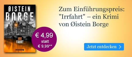Zum Einführungspreis bei eBook.de: Irrfahrt von Øistein Borge