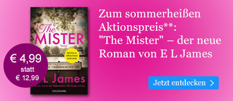 The Mister von E L James zum Aktionspreis bei eBook.de
