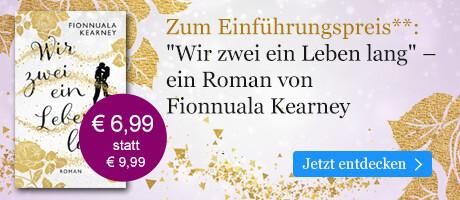 Zum Einführungspreis: Wir zwei ein Leben lang von Fionnuala Kearney bei eBook.de