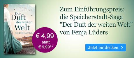 Zum Einführungspreis bei eBook.de: Der Duft der weiten Welt von Fenja Lüders