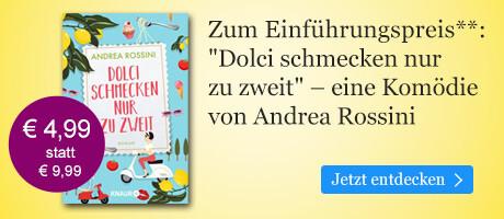 Zum Einführungspreis bei eBook.de: Dolci schmecken nur zu zweit von Andrea Rossini