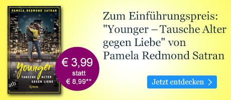 Zum Einführungspreis bei eBook.de:  Younger - Tausche Alter gegen Liebe von Pamela Redmond Satran