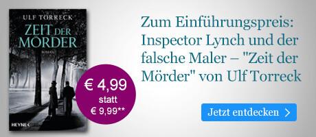 Zum Einführungspreis bei eBook.de: Zeit der Mörder von Ulf Torreck