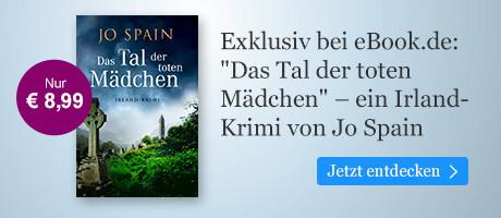 Exklusiv bei eBook.de: Das Tal der Toten Mädchen von Jo Spain