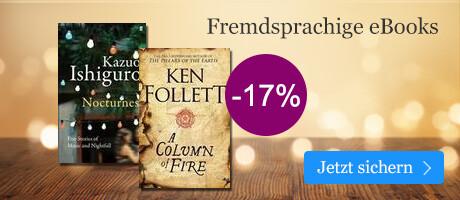 Sparen Sie 17% auf fremdsprachige eBooks