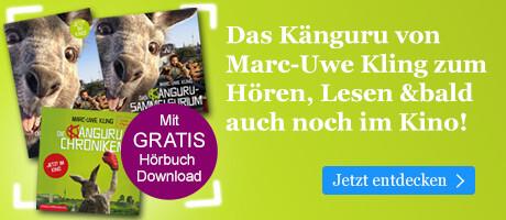 Marc-Uwe Kling und die Känguru-Chroniken bei eBook.de