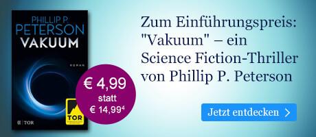 Zum Einführungspreis bei eBook.de: Vakuum von Phillip P. Peterson