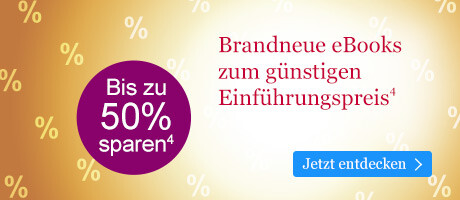 eBooks zum Einführungspreis bei eBook.de