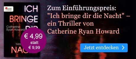 Zum Einführungspreis: Ich bringe dir die Nacht von Catherine Ryan bei eBook.de