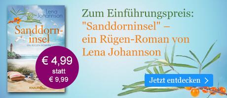 Zum Einführungspreis: Sanddorninsel von Lena Johannson bei eBook.de