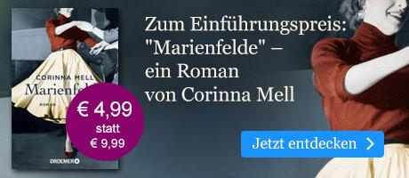 Zum Einführungspreis: Corinna Mell, Marienfelde bei eBook.de