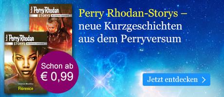 Das große Perry Rhodan-Jubiläum: Die Miniserie Perry Rhodan-Storys bei eBook.de