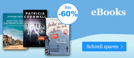 Großer eBook Winter SALE bei eBook.de