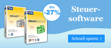 Steuersoftware im Winter SALE bei eBook.de