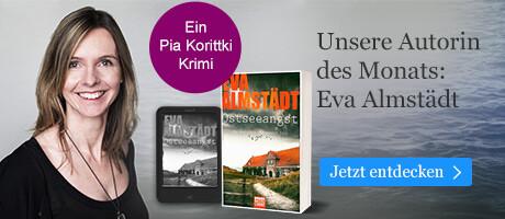 Unsere Autorin des Monats: Eva Almstädt