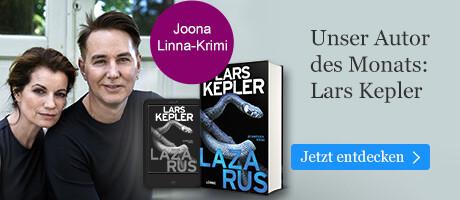 Lars Kepler - Unser Autor des Monats