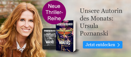 Unsere Autorin des Monats: Ursula Poznanski