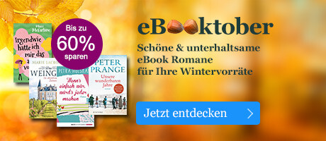 eBooktober bei eBook.de: Schöne & unterhaltsame Roman eBooks für Ihre Wintervorräte