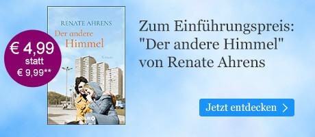 Zum Einführungspreis bei eBook.de: Der andere Himmel von Renate Ahrens