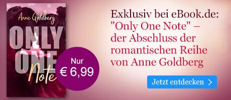 Exklusiv bei eBook.de: One Note von Anne Goldberg