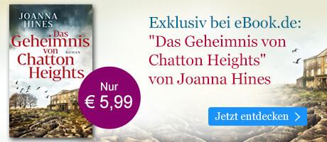 Exklusiv bei eBook.de: Das Geheimnis von Chatton Heights von Joanna Hines